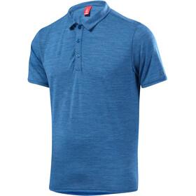 Löffler Merino Kortærmet T-shirt Herrer blå
